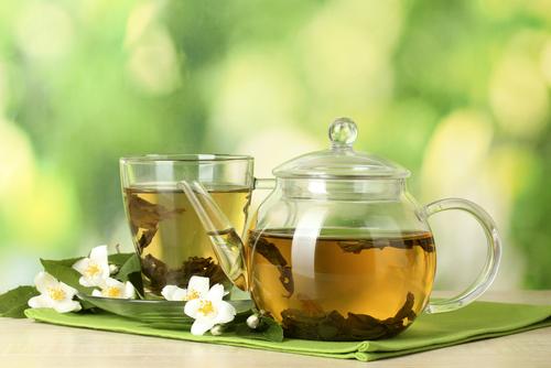 Herbatka z liści morwy białej