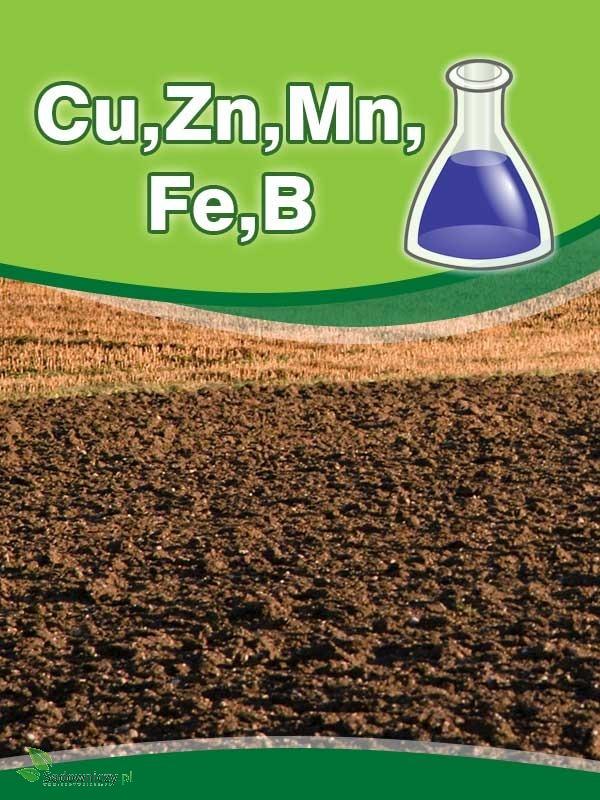 Badanie gleby na zawartość mikroelementów